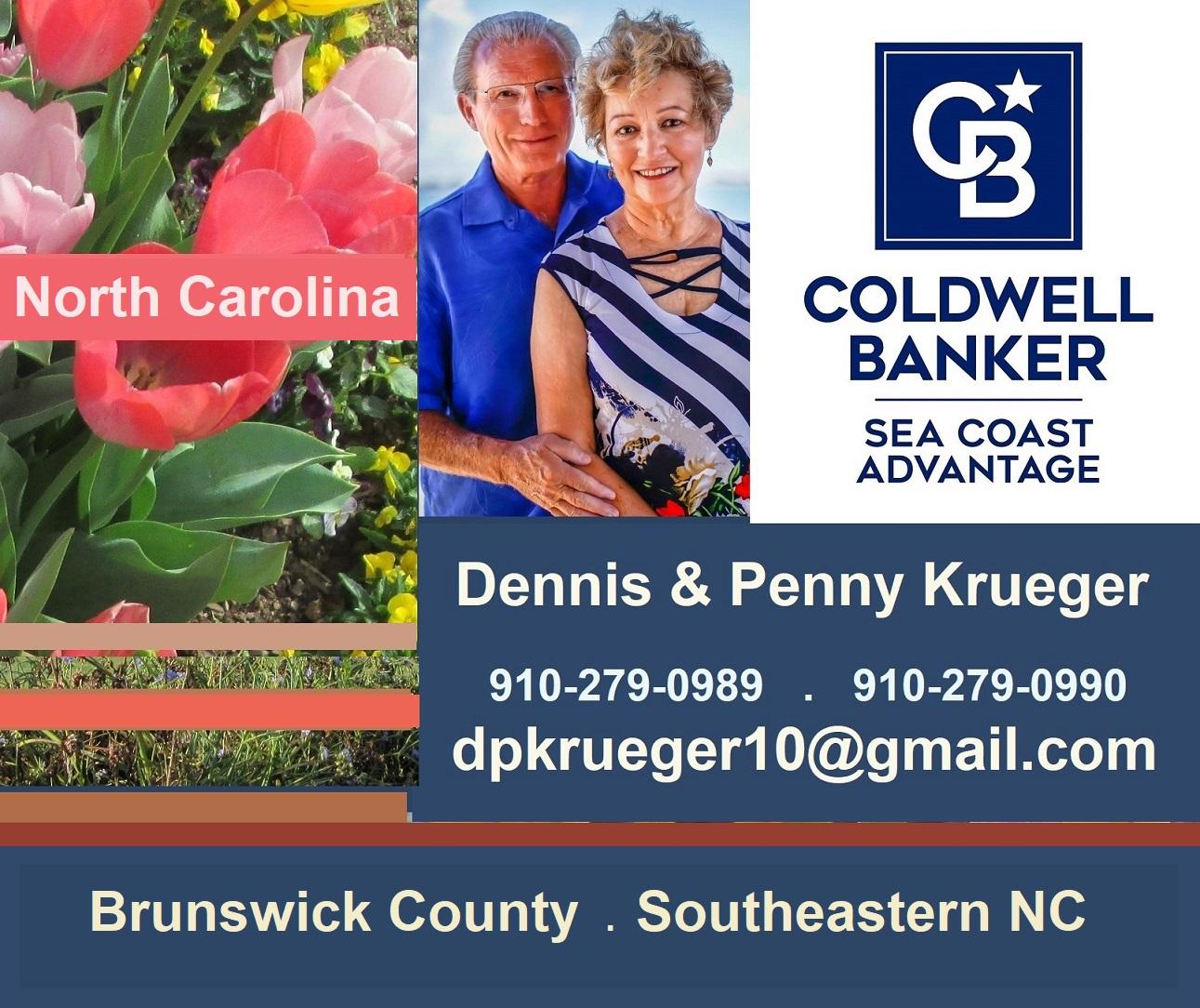 NC Property Coldwell Banker Sea Coast Advantage Krueger Team
