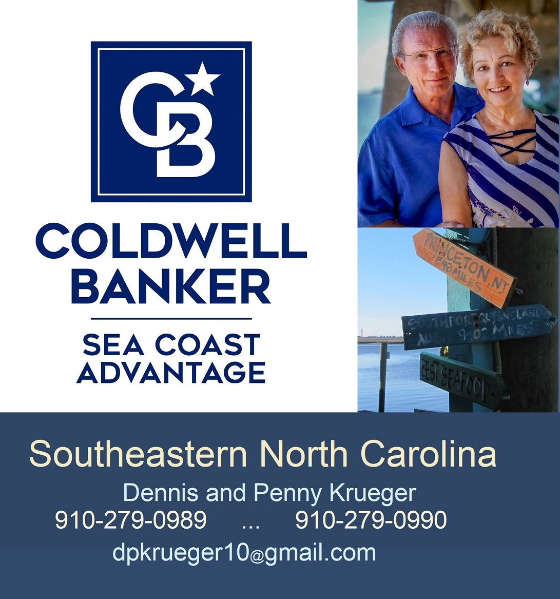 Coldwell Banker Sea Coast Advantage . Krueger Team