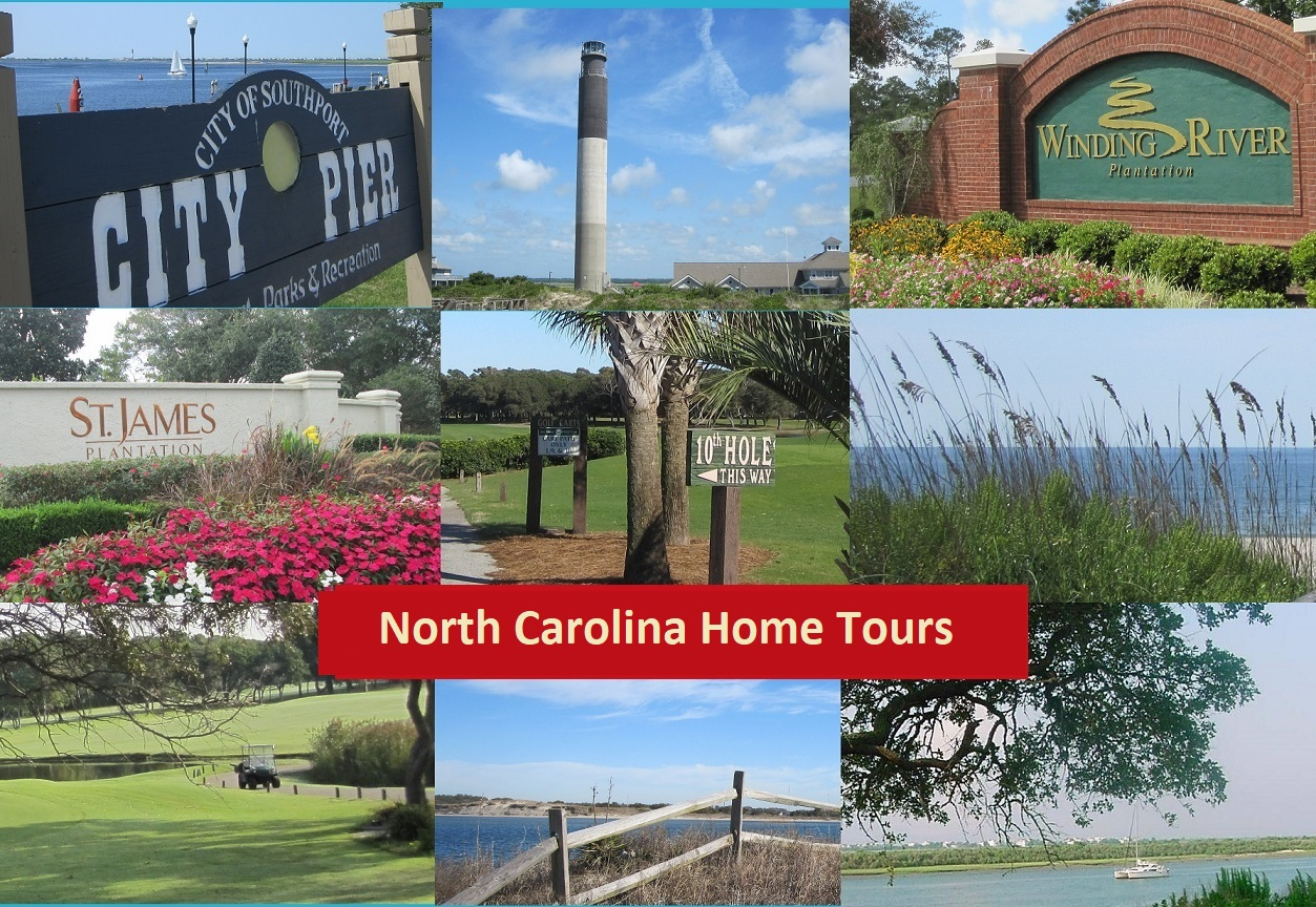 North Carolina Home Tours