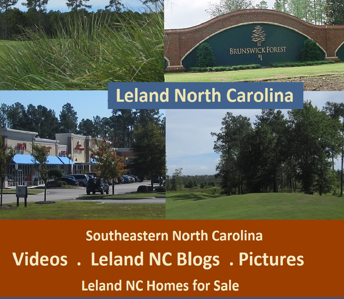 Leland NC pictures southeastern NC blogs