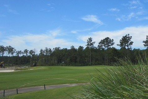 golf at Leland North Carolina