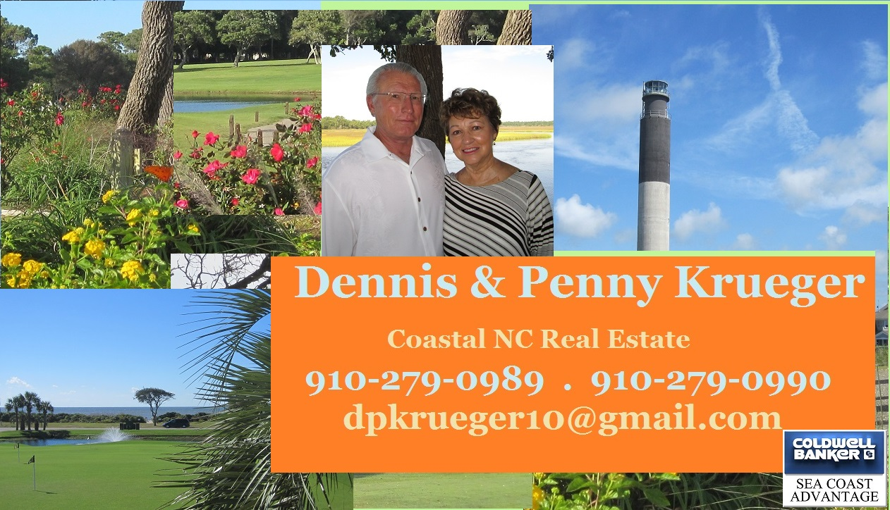 Oak Island NC pictures Krueger Team homes videos