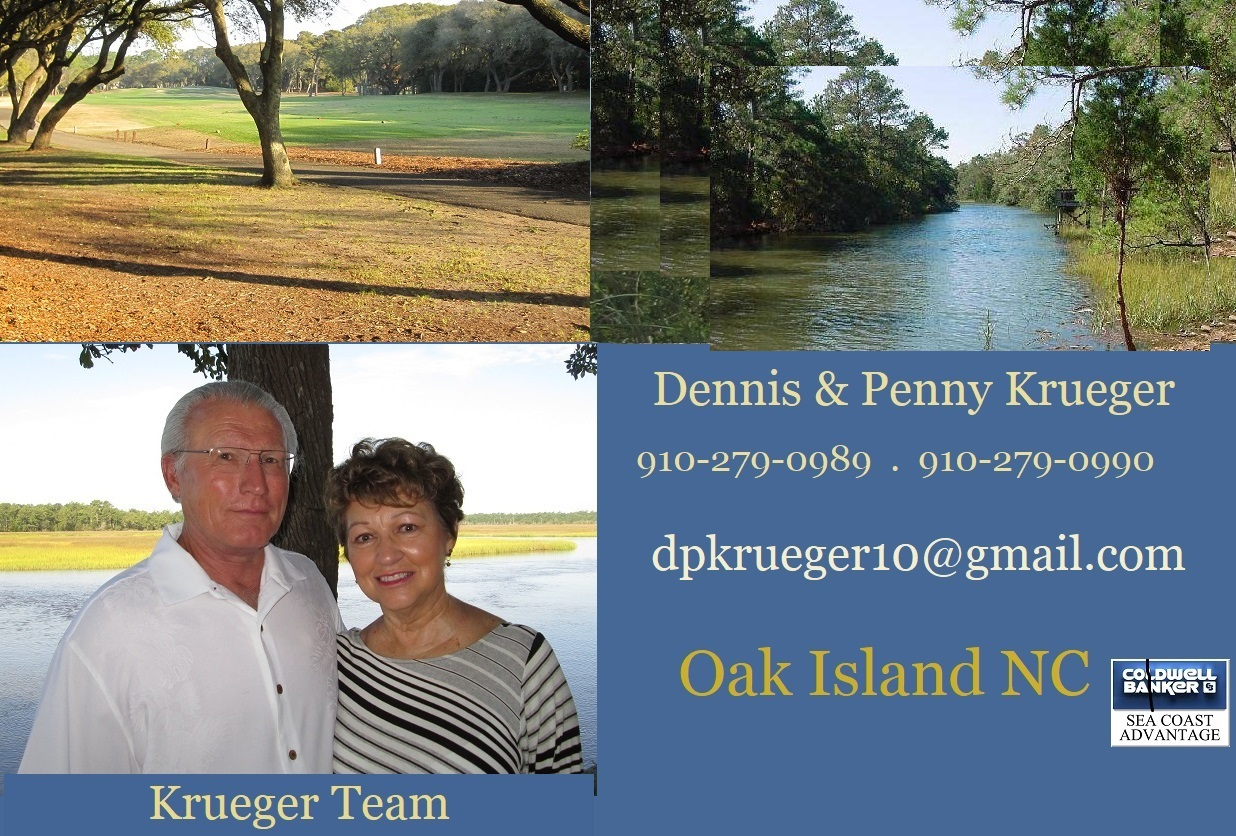 Oak Island NC Photos Videos Krueger Team