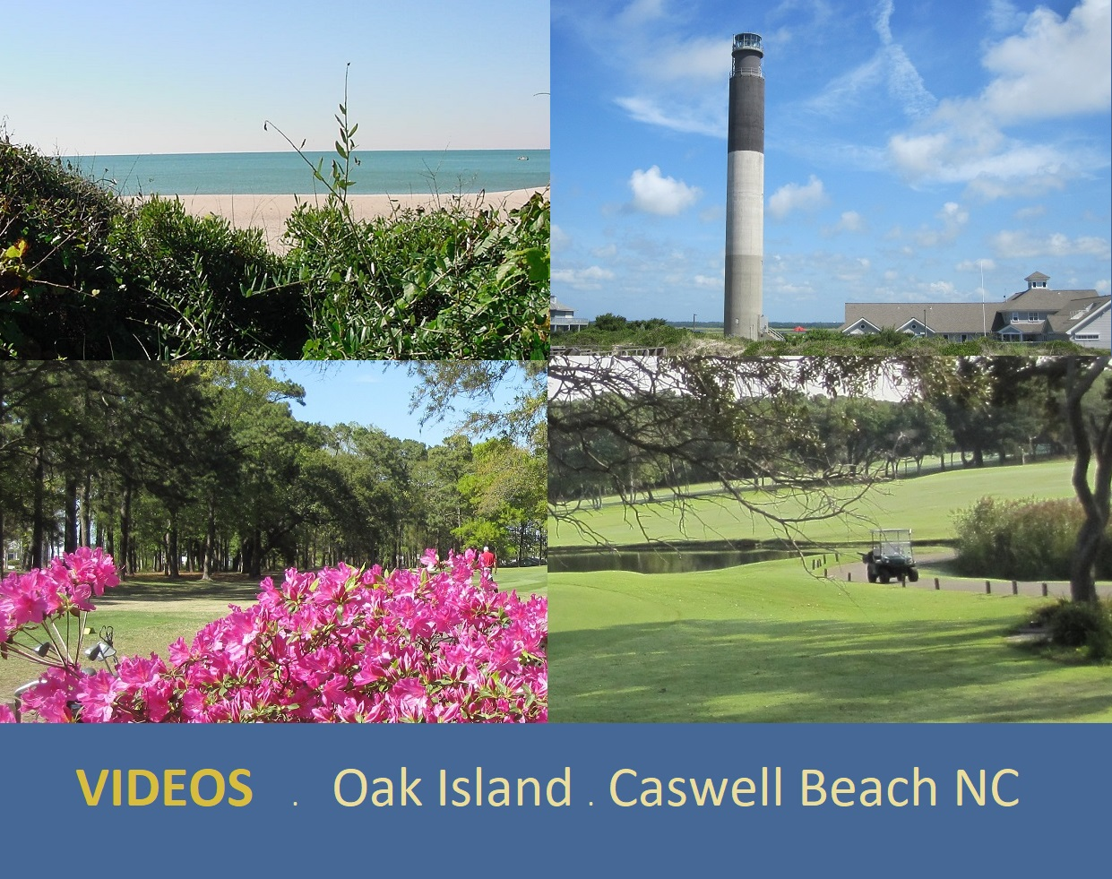 Oak Island NC videos and pictures
