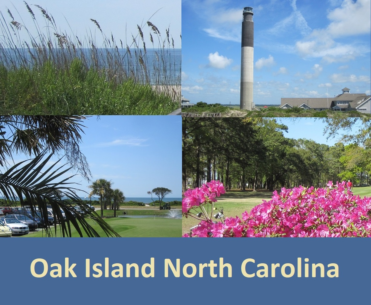 Oak Island NC pictures