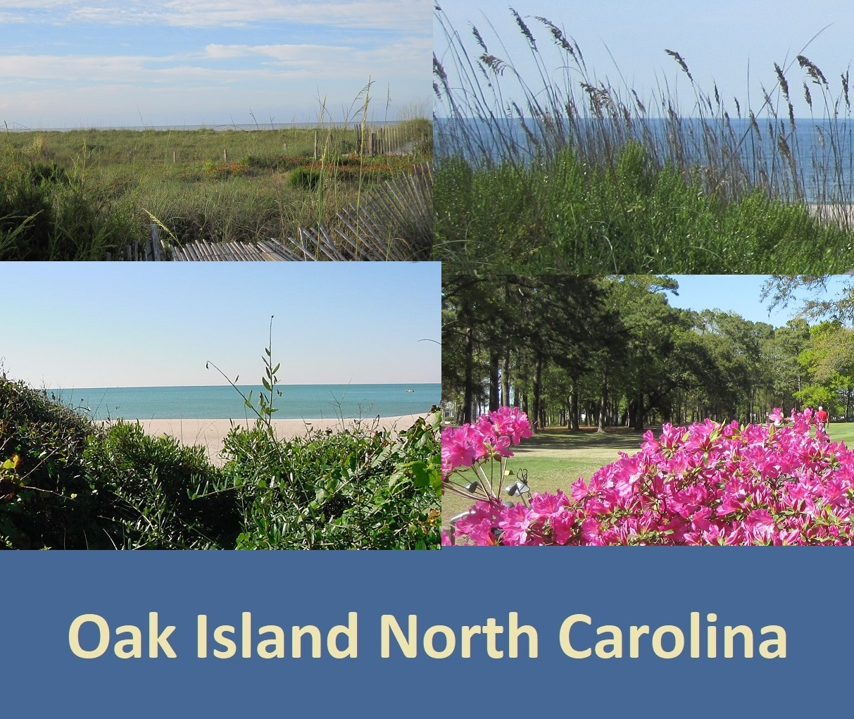 Oak Island North Carolina pictures