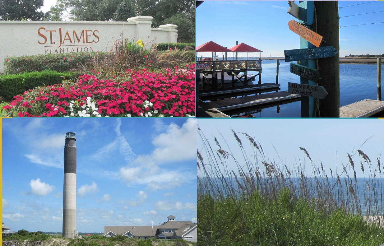 St James Southport Oak Island NC photos