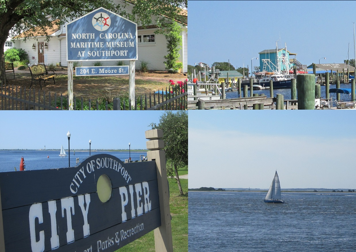 Southport NC photos