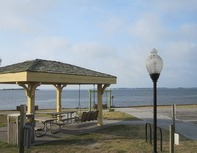 Waterfront Park at Southport NC