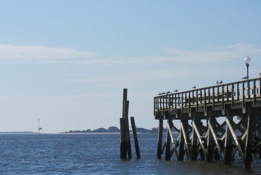 City Pier Southport NC Pictures