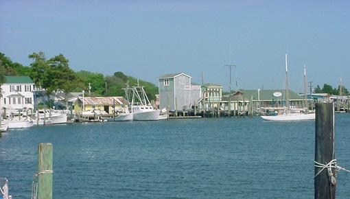 Old Yacht Basin Southport NC pictures
