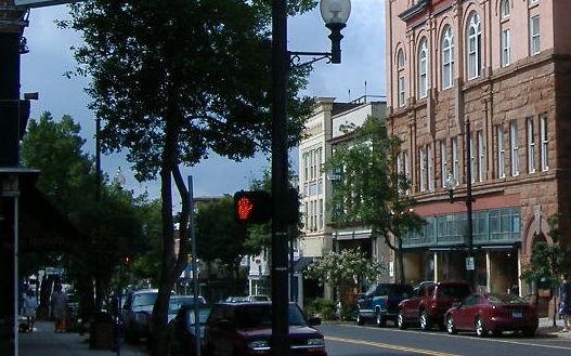 downtown Wilmington NC