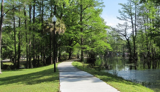 Greenfield Park Wilmington North Carolina