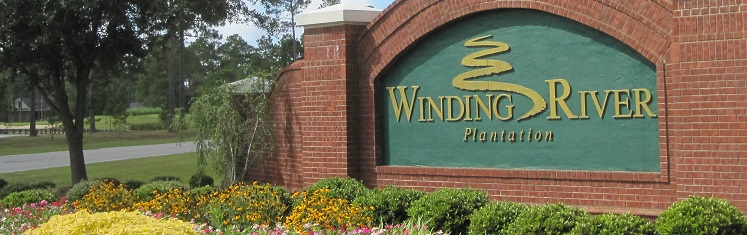 Winding River Plantation NC Golf Community
