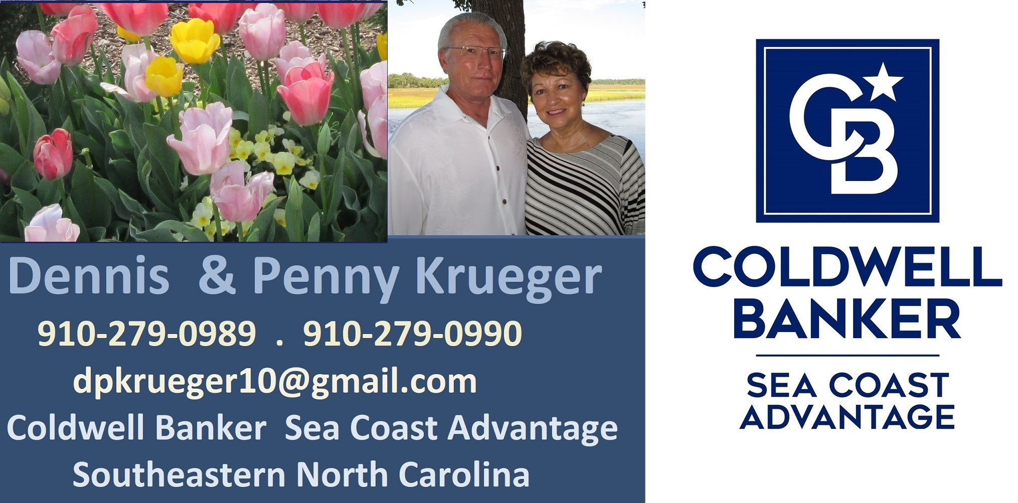 NC Homes Properties Coldwell Banker Sea Coast Advantage Krueger Team