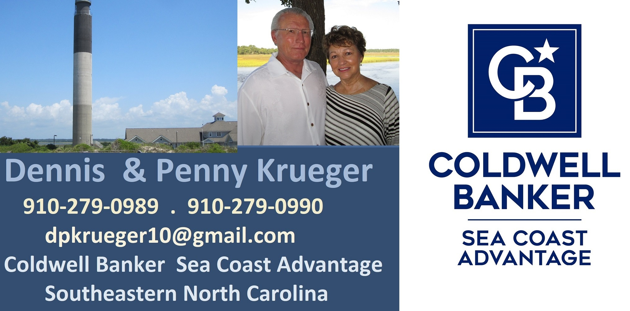 NC Properties Coldwell Banker Sea Coast Advantage Krueger Team