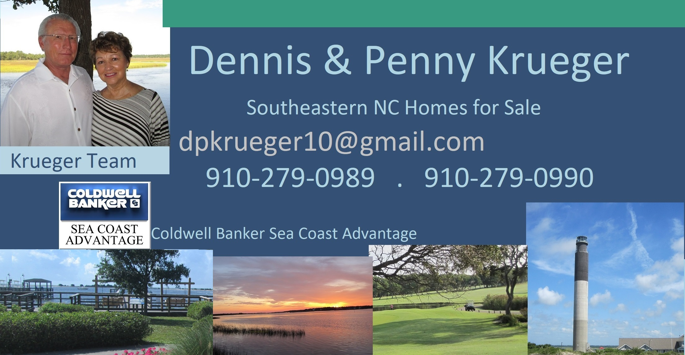 NC Homes for Sale Coldwell Banker Krueger Team