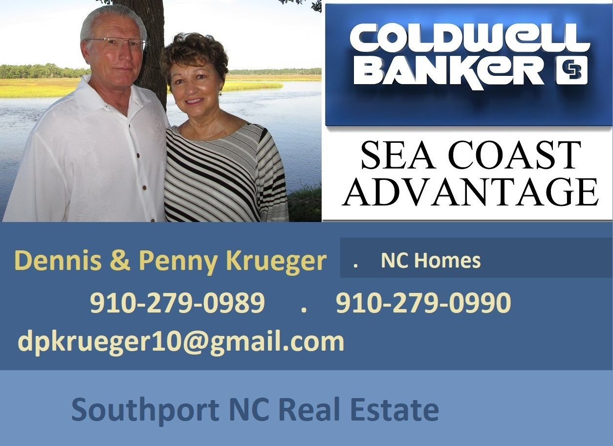 Southport NC Real Estate Krueger Team Coldwell Banker Sea Coast