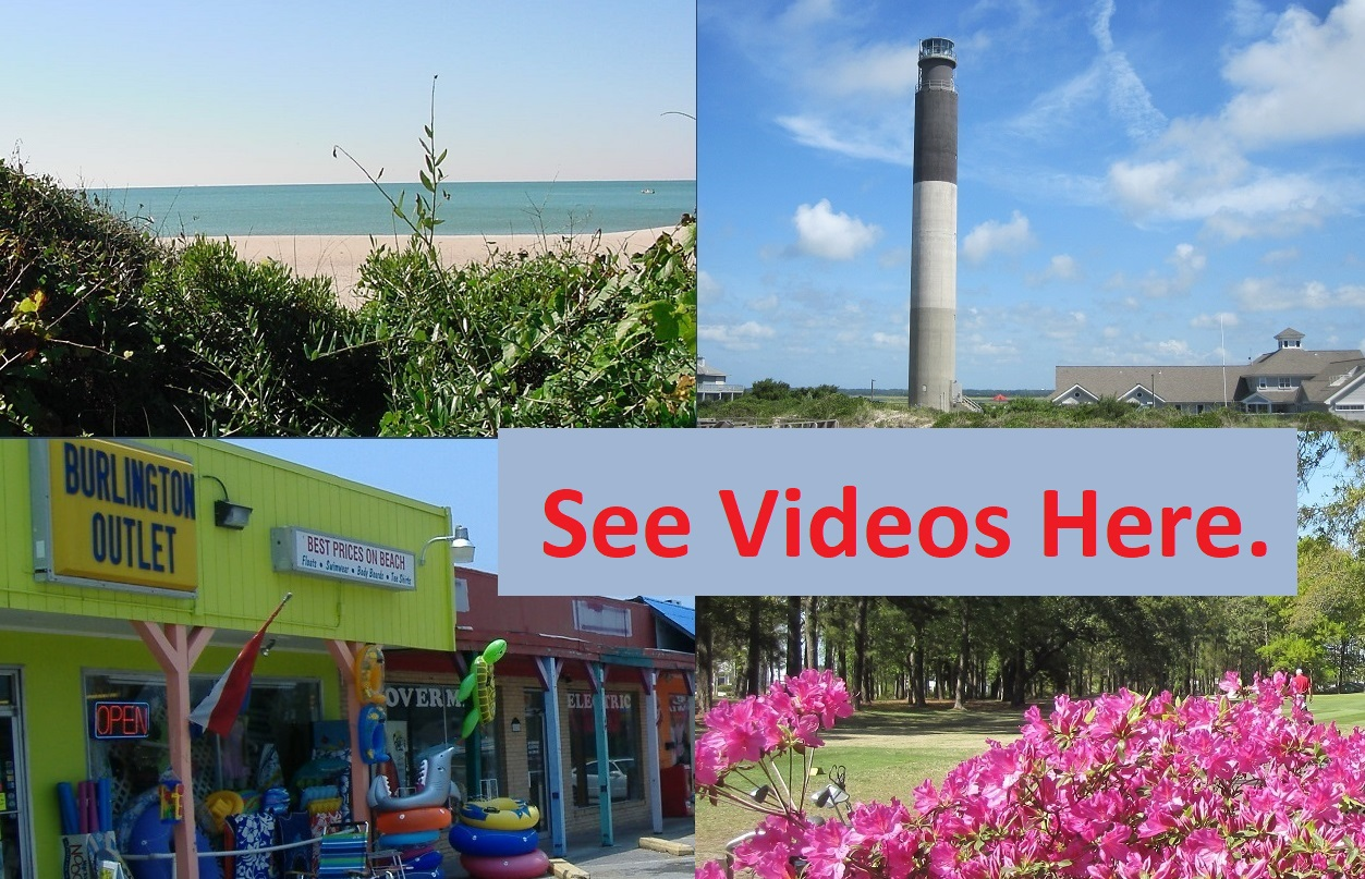 View Oak Island NC homes, videos, and photos..
