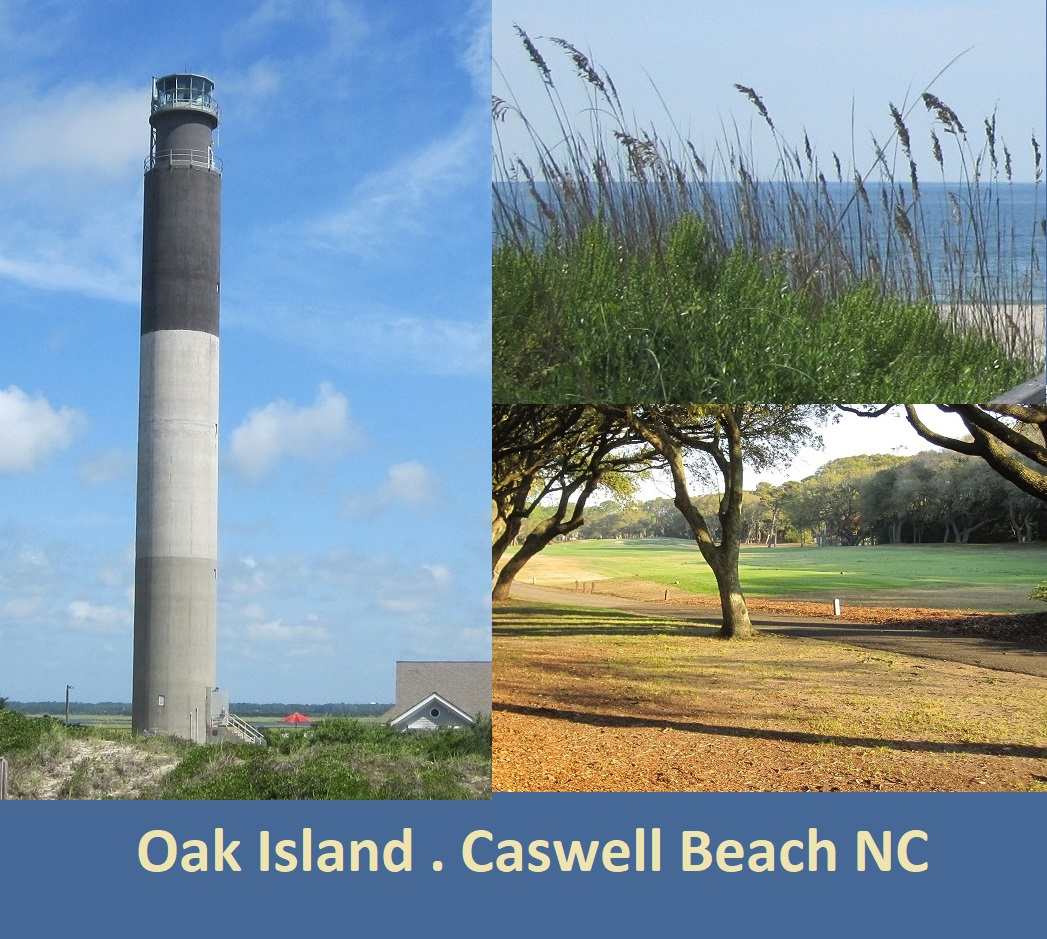 Oak Island Caswell Beach NC pictures