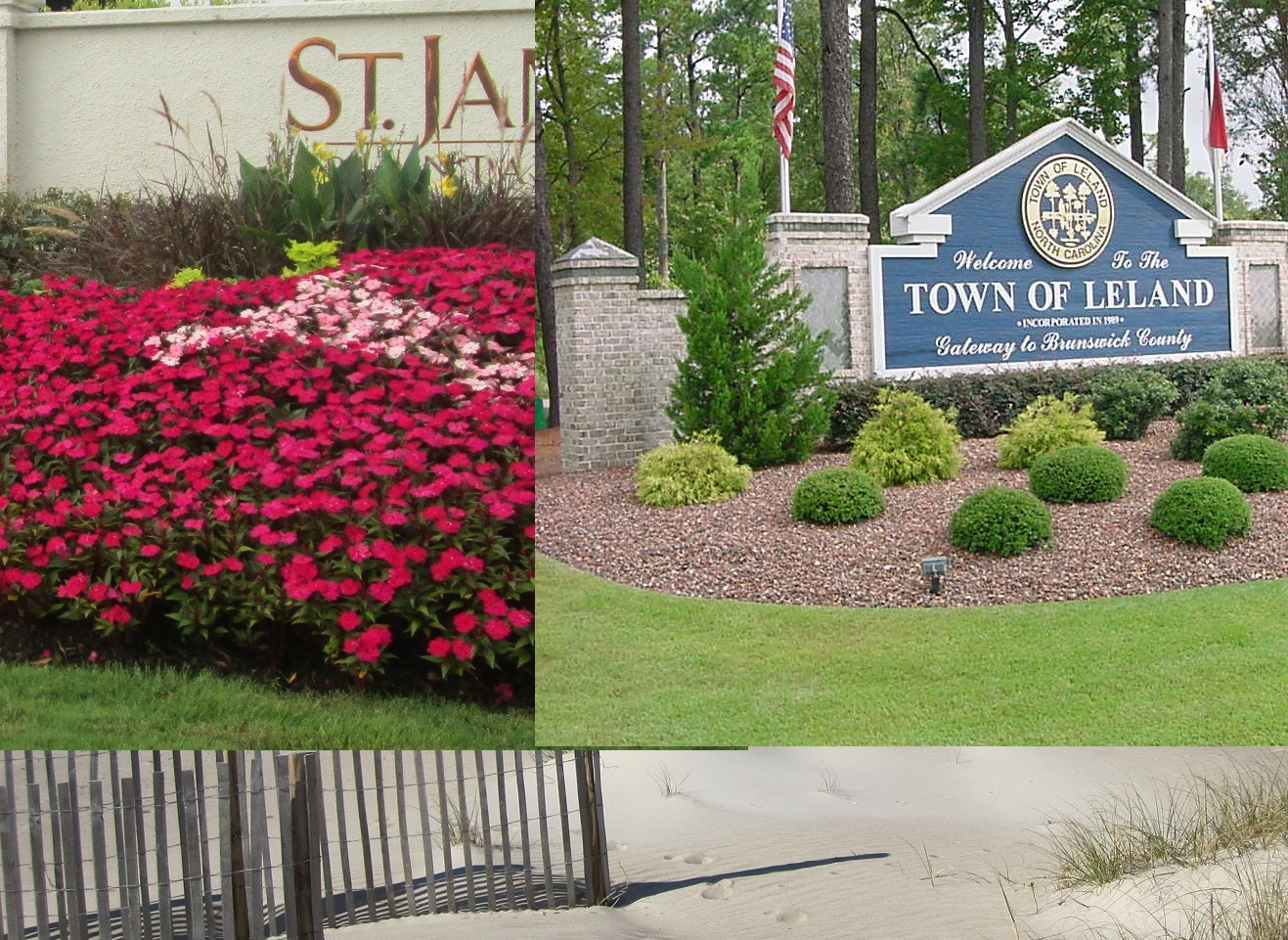 Southeastern NC communities and small towns