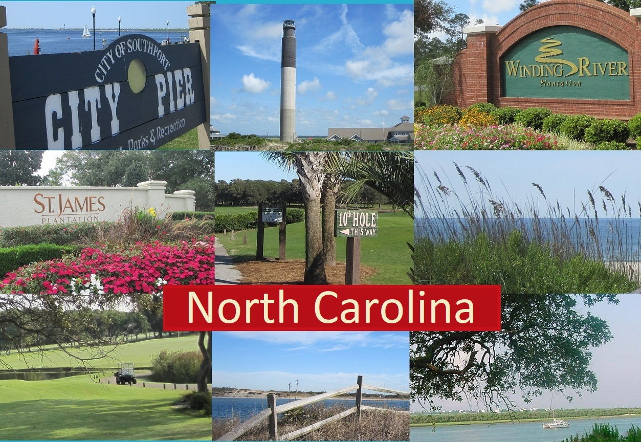 North Carolina Photographs