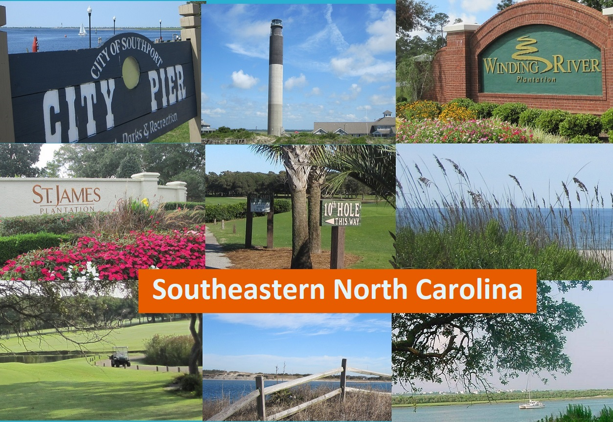 Southeastern North Carolina pictures