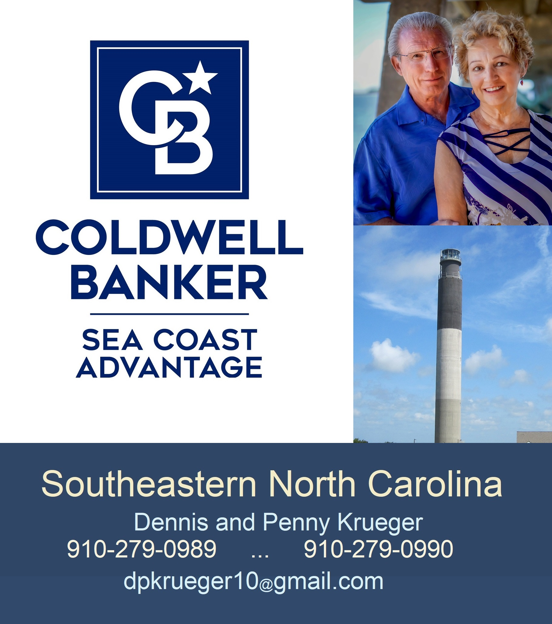 Southeastern NC Homes Coldwell Banker Sea Coast Advantage Krueger Team