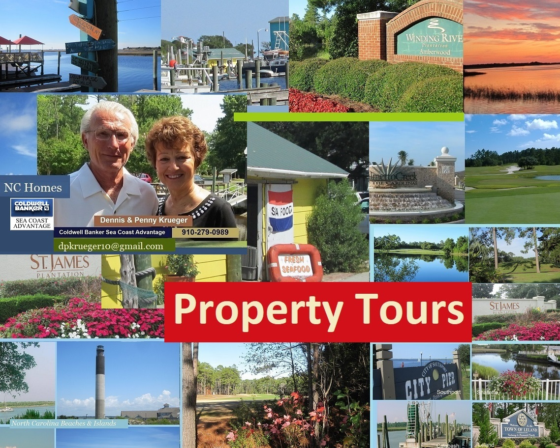 NC Homes Property Tours Coastal Photos Krueger Team Coldwell Banker