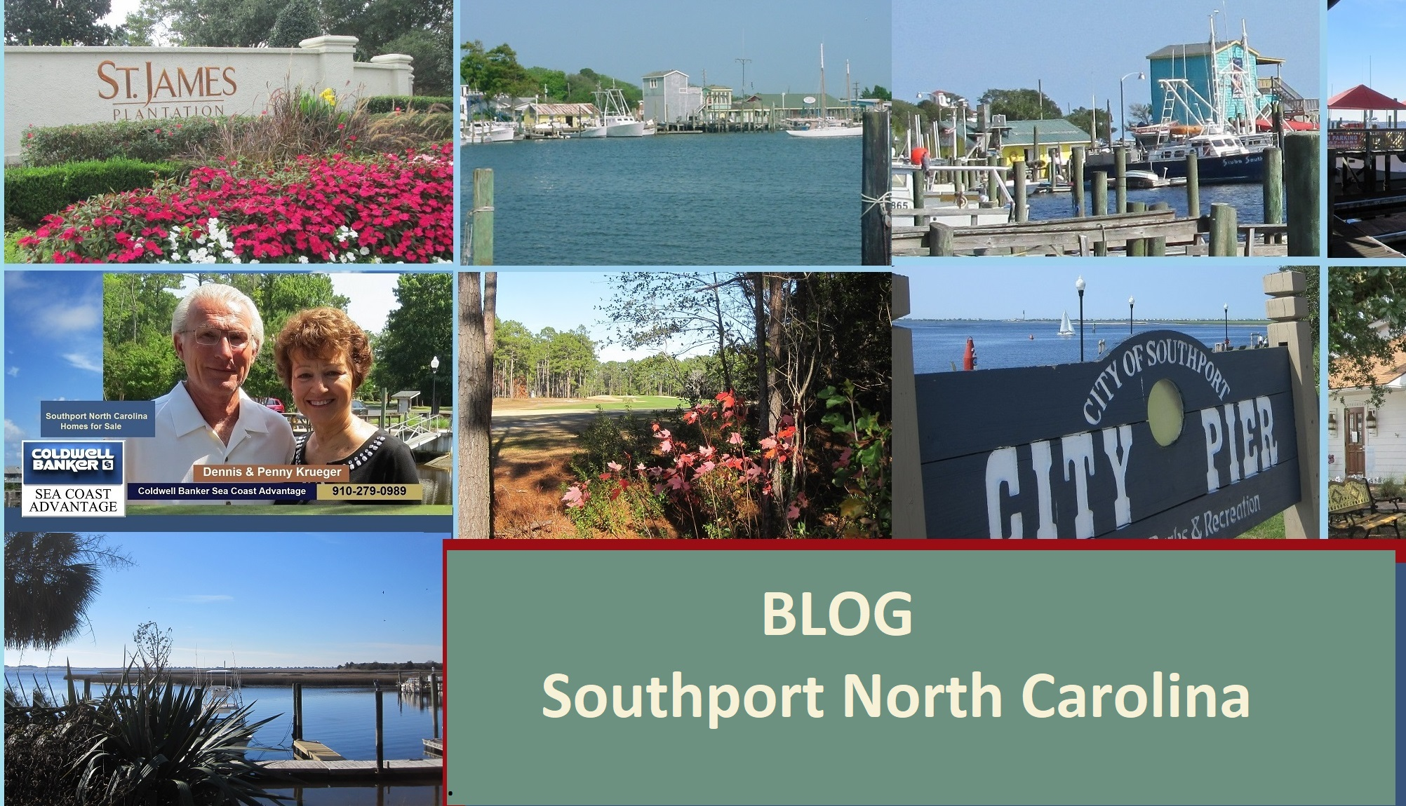 Southport NC pictures