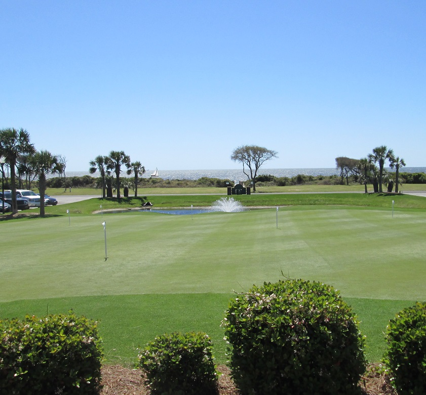 Golf at Oak Island and Caswell Beach
