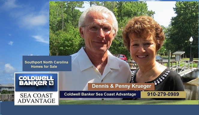 Southport NC Real Estate - Krueger Team - Coldwell Banker Sea Coast Advantage