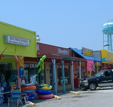 Shops at Oak Island North Carolina