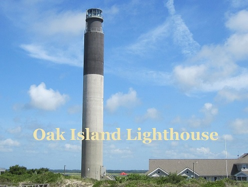 Oak Island NC pictures Lighthouse