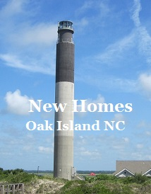 Oak Island NC New Homes