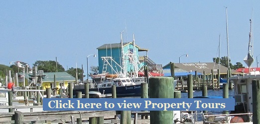 NC Homes Property Tours and views of Southport NC
